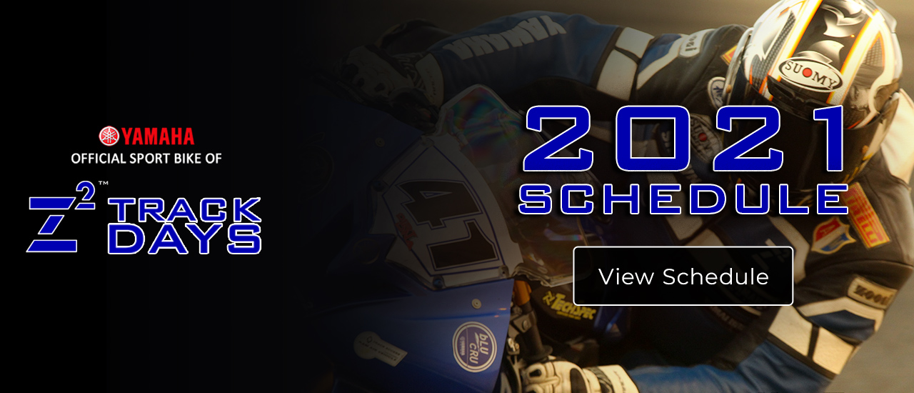 2021 track day schedule