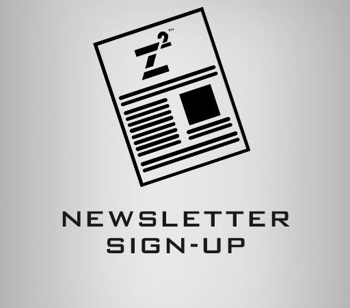 z2 Newsletter Sign Up