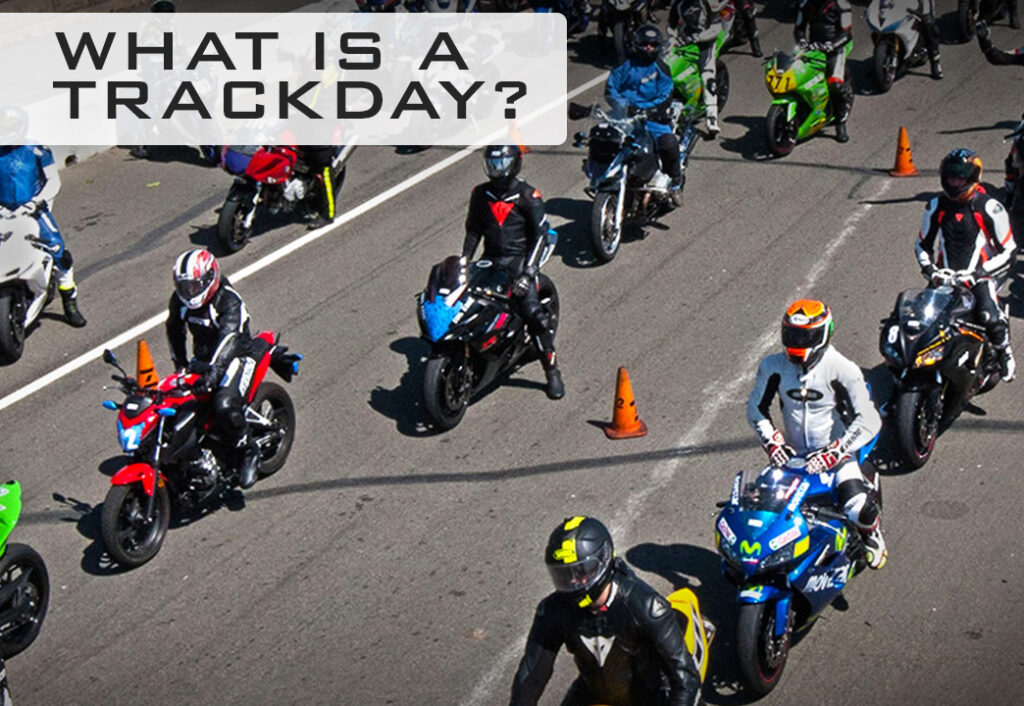 what is a track day